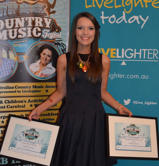the latest australian country music news